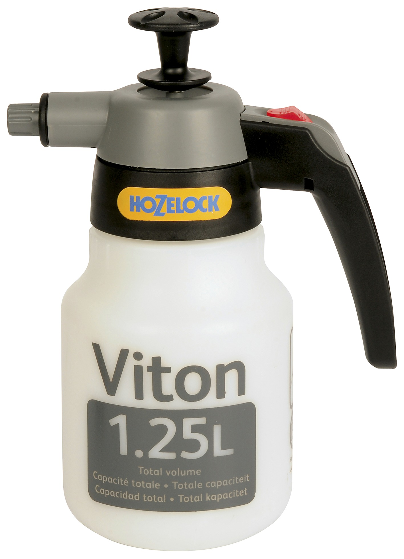 SPRØYTE TRYKK VITON 1 25 L