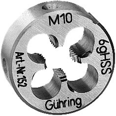 GUHRING GJENGESNITT 162 M10X1 25