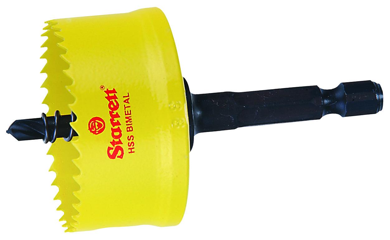 STARRETT HULLSAG BI-METALL CSC 30MM