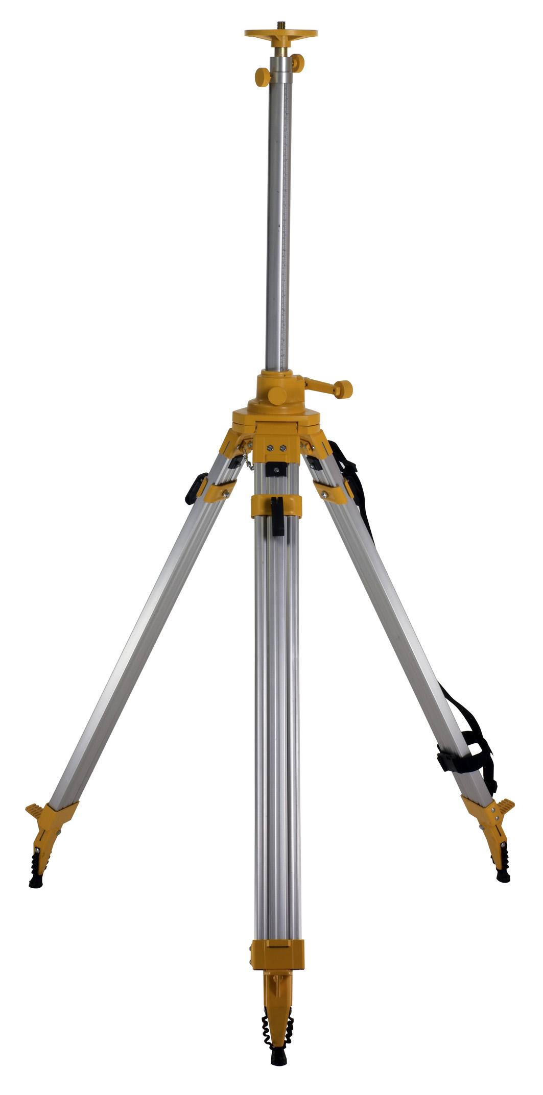 DeWalt Teleskopisk trebensstativ for lasert (1 15 - 3 m)