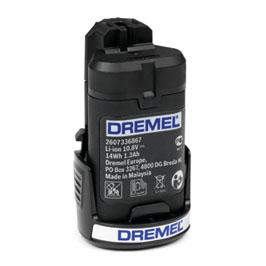 Dremel® 875 10 8 V Li-ion-batteripakke