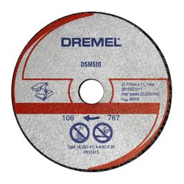 Dremel® DSM20 metall- og plastkutteskive