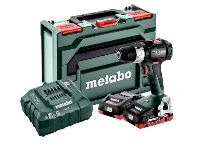 Lader | Tilbehør batterimaskiner | Metabo elektroverktøy