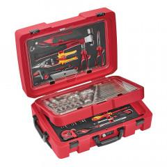 Teng Tools Serviceveske SCE2 118 deler