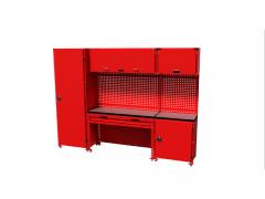 Teng Tools hyllesystem EVA 715 deler - Extra large verktøy.no