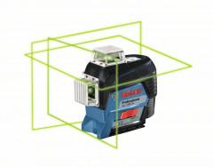 Bosch linjelaser GLL 3-80 CG Professional med batteri & lader verktøy.no