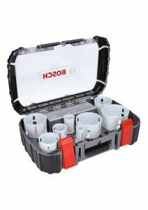 Bosch Elektrikersett med 11 deler Progressor for Wood&Metal (25mm til 86mm) verktøy.no