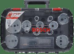 Bosch Universalsett for Endurance for Heavy Duty-hullsag, 14 deler verktøy.no