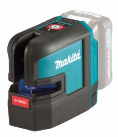 Makita krysslaser 12V MAX RØD SK105DZ verktøy.no