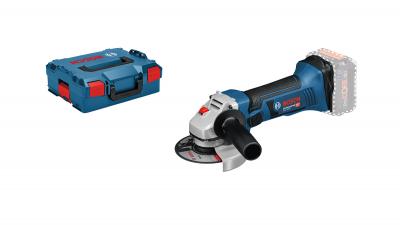 Bosch Vinkelsliper GWS 18-125 V-LI Solo i L-BOXX verktøy.no