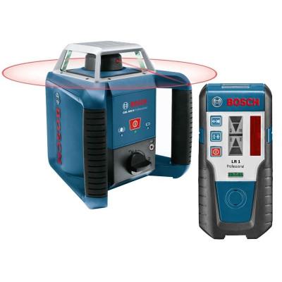 Bosch Rotasjonslaser GRL 400 H Sett Professional