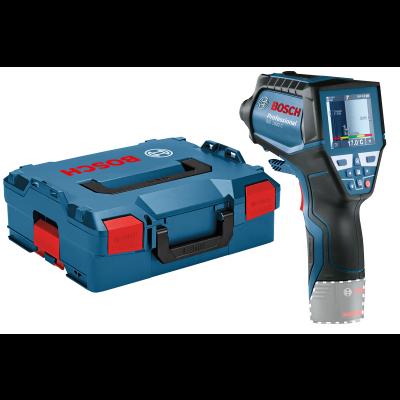 Bosch termisk kamera GIS 1000 C Solo i L-BOXX med hurtigstartkort verktøy.no