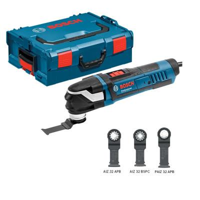 Bosch Multikutter GOP 40-30 StarlockPlus Professional i L-BOXX verktøy.no