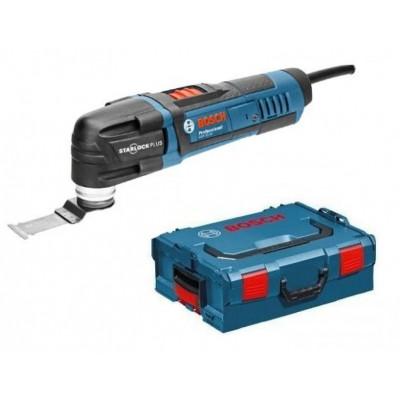 Bosch Multi-Cutter GOP 30-28 Professional StarlockPlus i L-BOXX med 3 sagblader verktøy.no