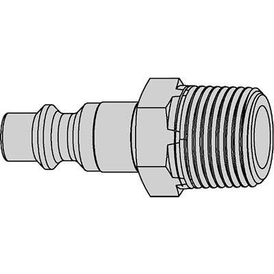CEJN eSafe nippelkobling 310 utvendig gjenge verktøy.no
