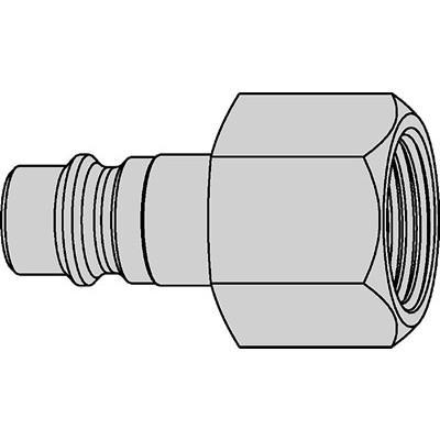 CEJN eSafe nippelkobling 320 innvendig gjenge verktøy.no