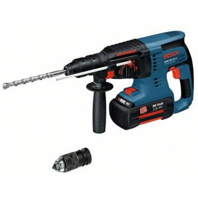 Bosch Batteridrevet borhammer med SDS plus GBH 36 VF-LI
