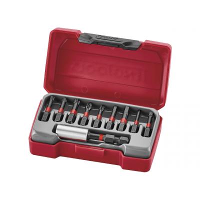 Teng Tools bitssett Impact 10 deler TM010 verktøy.no