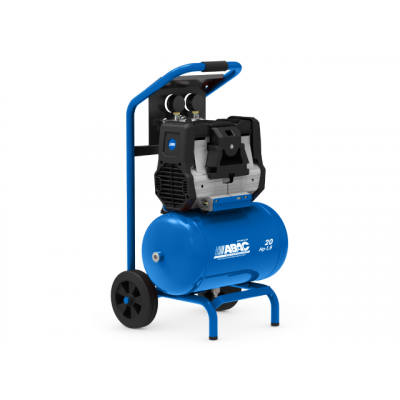 ABAC XSilent oljefri stempelkompressor 2HK verktøy.no