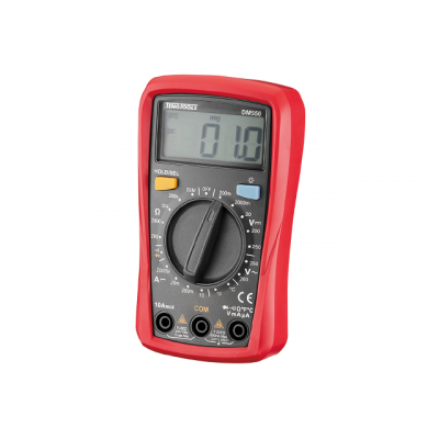 Teng Tools multimeter digital DM550 verktøy.no