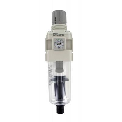 SMC Filterregulator med automatisk drenering AFR 1/4 A Verktøy.no