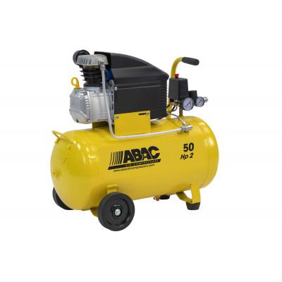 ABAC Stempelkompressor Baseline 2HK 50 V2 Verktøy.no