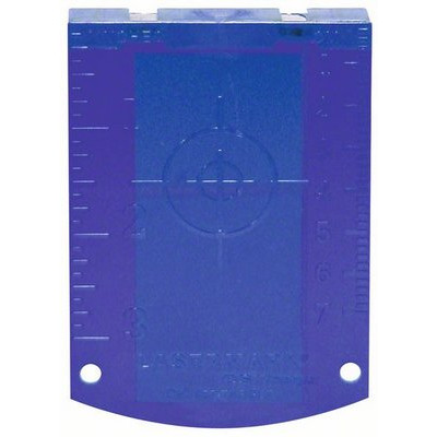 Bosch Måleplate Lasermåltavle (blå)