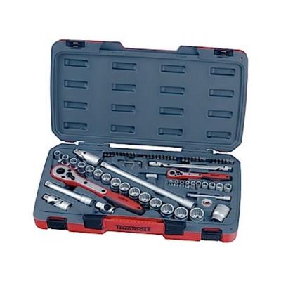 Pipenøkkelsett med ¼ og ½ feste T1272 teng tools verktøy.no