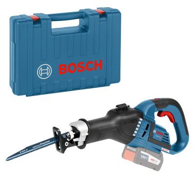 Bosch Bajonettsag GSA 18V-32 Professional SOLO 1130 CF i Transportkoffert