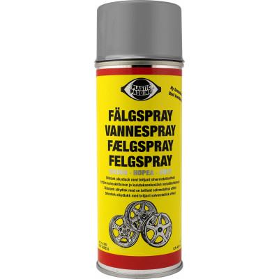 PP FELGSPRAY SØLV PP429 400ML