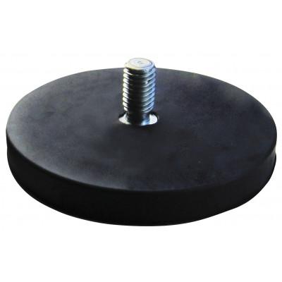 GUMMIKLEDD MAGNET E854/1 2-pk