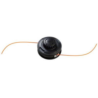 Bosch tilbehør til batteridrevet gresstrimmer - trådhode halvautomatisk (komplett med tråd) verktøy.no