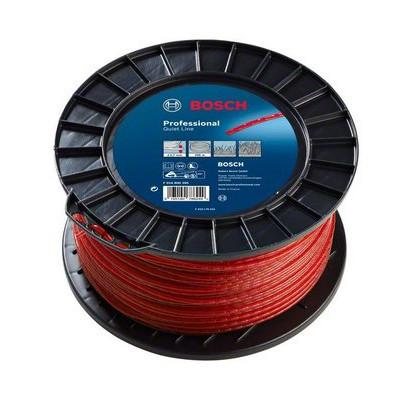 Bosch tilbehør til batteridrevet gresstrimmer - Stillegående tråd (2,7 mm x 206 m) verktøy.no