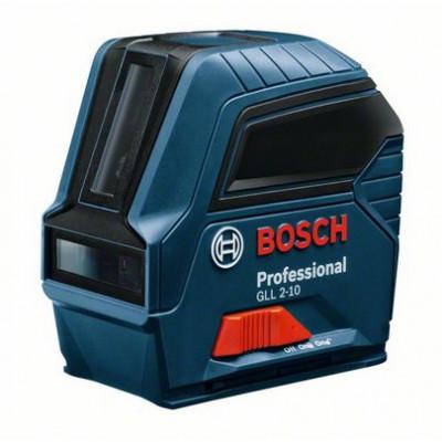 Bosch linjelaser GLL 2-10 verktøy.no