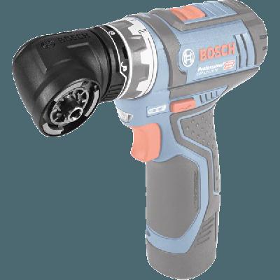 Bosch FlexiClick-adapter Vinkelchuck GFA 12-W for GSR 12V-15 FC