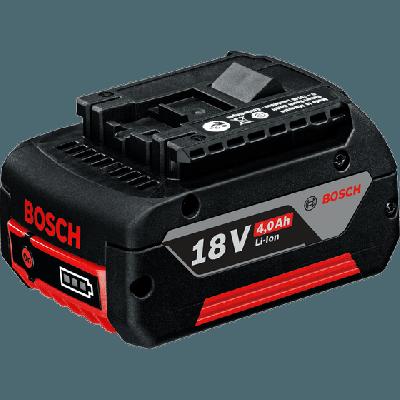 Bosch GBA 18V 4.0Ah  verktøy.no