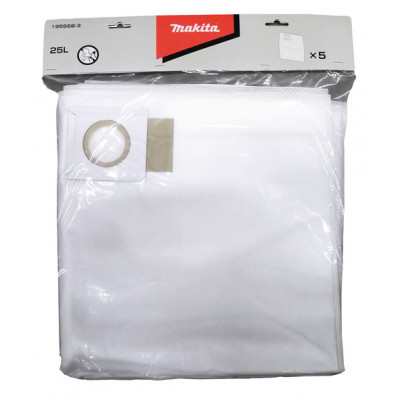 Makita støvpose, filt 5 pak verktøy.no