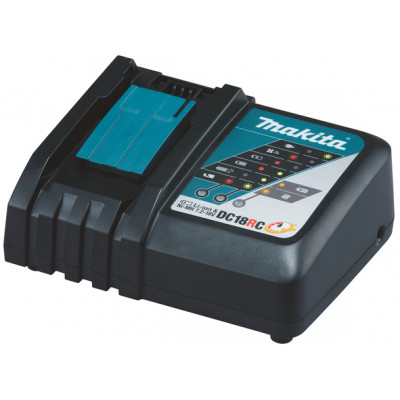 Makita Hurtiglader DC18RC 14,4V-18V