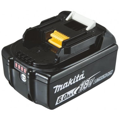 Makita Batteri LI-ION, 18V/6,0Ah 1860B