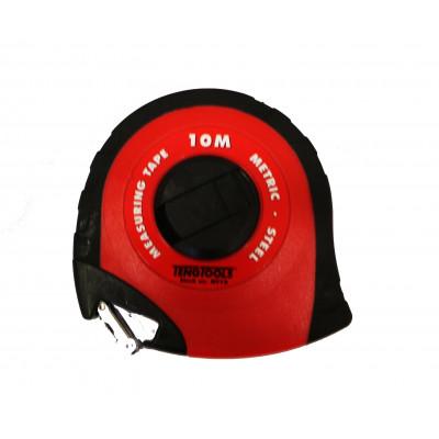 Teng Tools MT10 stålmålebånd i kapsel 10M verktøy.no