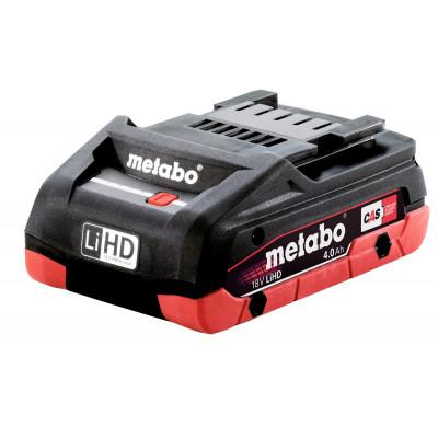 Metabo LIHD 18V - 4Ah Batteri