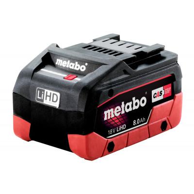 Metabo Batteri LIHD 18V - 8.0AH