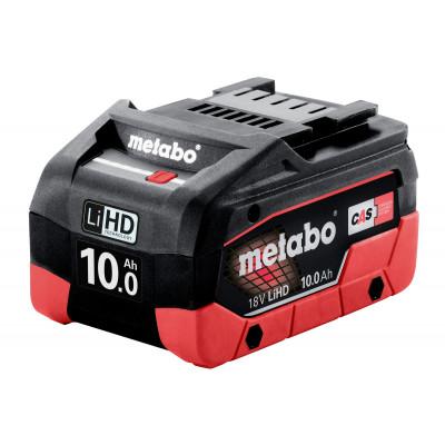 Metabo LIHD 18V - 10 Ah Batteri