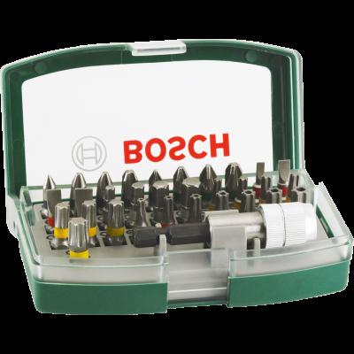 Bosch 32 delers skrubits sett med fargekoder