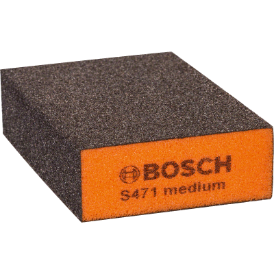 Bosch Slipesvamp Best for Flat and Edge S471 Medium