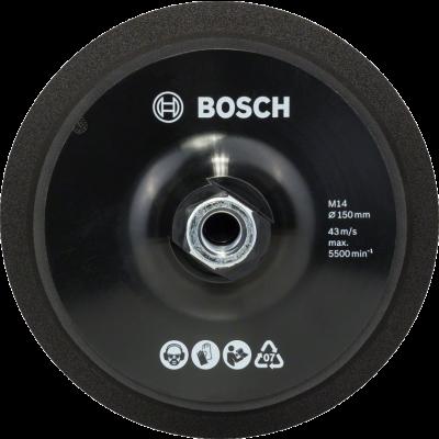 Bosch Slipetallerken M14 M/ Borrelås