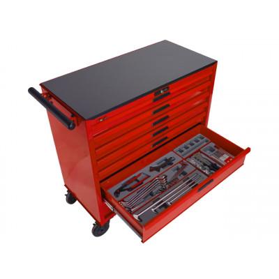 Teng Tools Verktøyvogn 622 deler TCMM622N