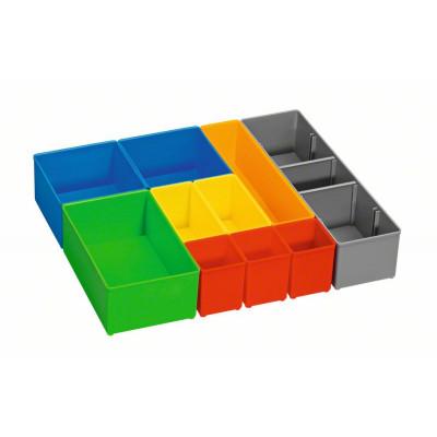 Bosch i-BOXX 72 inset box Set 10 stk.