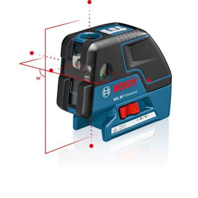 Bosch Punktlaser GCL 25 Professional