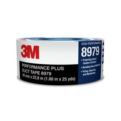 3M™ Lerretstape 8979 (Blå)